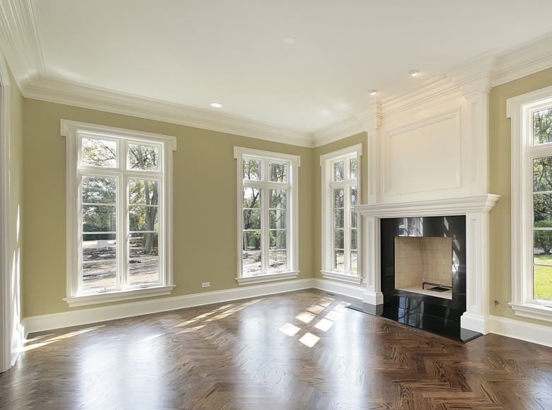 Crown Moulding - Norton Installations Vancouver - Doors & Windows