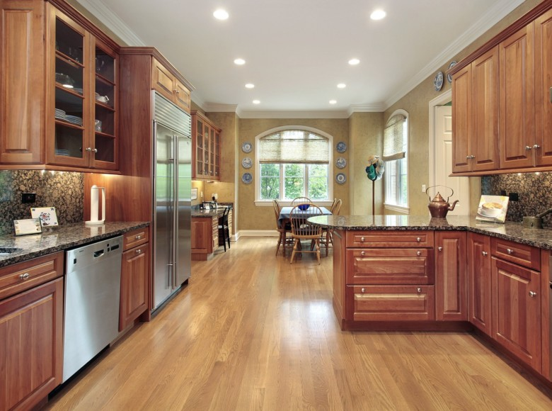 Precision Hardwood Flooring Installations IV - Vancouver
