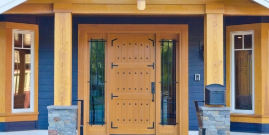 Home Entrance Door Installation 5