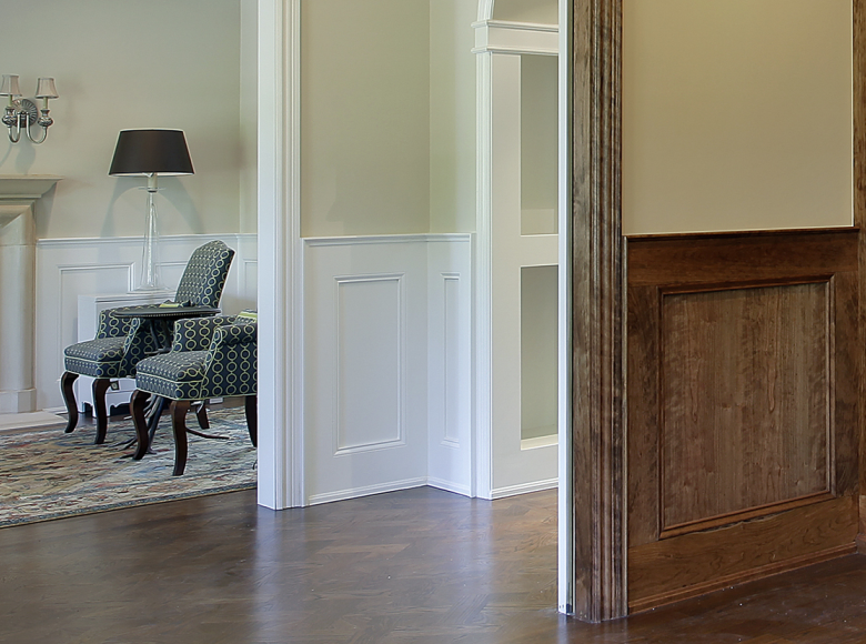 Norton Installation - Precision Wainscoting I - Vancouver
